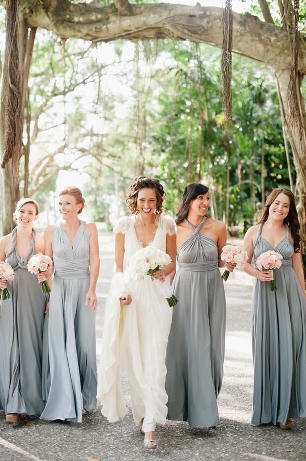 dusty-blue-mismatched-long-bridesmaid-dresses-2015